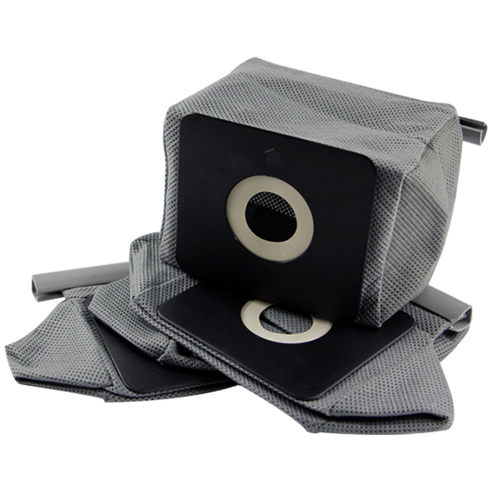10x11x5cm Hot Universal cloth bags reusable vacuum cleaner bags for home Vacuum Cleaner Parts accessaries Suitable for Midea