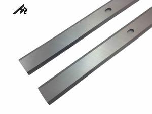 "Image 2 - HZ 2Pcs 13 ""332mm HSS Pialla Lame di coltello per Metabo DH 330, INTERSKOL PC 330/1500 2092933300150, DH316 0911063549"