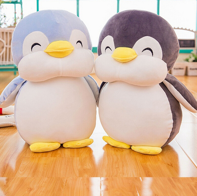 Soft fat Penguin Plush Toy