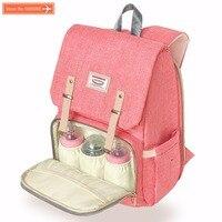 Baby Bag Travel Bassinet Termos Mini Nurse Fabric Wet Backpack Organizer Bolso Bebe Diaper