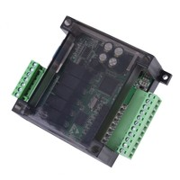 DC 24V FX1N 14MR Industrial Control Board PLC Programmable Logic Controller Relay Output