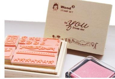 Фото Wholesale wooden stamps,wood crafts for gifts/DIY/decoration/Souvenir,15pcs/set, Rubber STAMP, Free shipping!