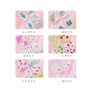 Image 4 - 40パック/ロット韓国クリエイティブ小さな新鮮な絵画シリーズメモ帳ポータブルポータブルノートブック6選択