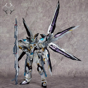 Image 3 - COMIC CLUB IN STOCK metalclub metalgear metal build MB Gundam strike freedom white color high quality action figure