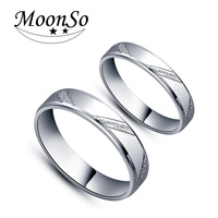 Creative Couple Ring Jewelry For Men And Women In Europe And America Of The Ring MR1955