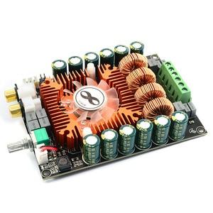 Image 4 - TDA7498E Stereo HIFI yüksek elektrikli ses yükseltici kurulu 2.0 çift kanal 2x160W Mono BTL220W