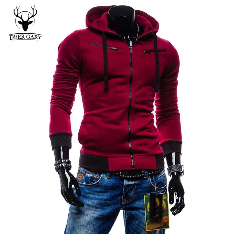 2016 Autumn font b Cardigan b font font b Men b font Hoodies Jacket Brand Clothing