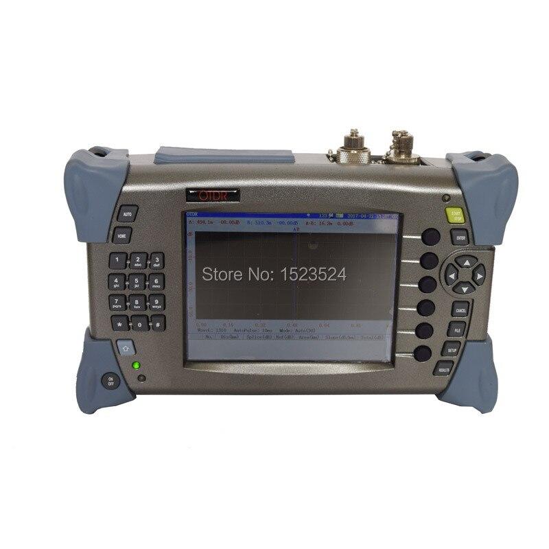 SM Optik Zaman Alan Reflektometri Fiber Optik OTDR Test OTDR-2000 15/16dB 1310nm/1550nmSM Optik Zaman Alan Reflektometri Fiber Optik OTDR Test OTDR-2000 15/16dB 1310nm/1550nm