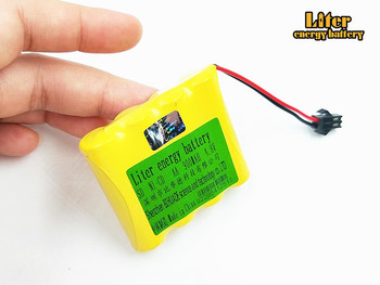 4.8 V 900mAh NI-CD Remote Control Toys Electric toy security facilities electric toy AA battery battery group image