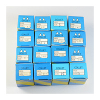 16pcs ER25 Collect Chuck CNC Milling Collect Chuck ER25 Collect Set CNC Milling Lathe From 1mm