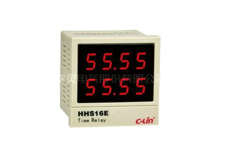 Yan Ling HHS16E Intelligent relay panel size 72X72mm 220v