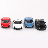 1 32 Fastest And The Furious Lakeinn Super Sports Car Model DIE CAST Collection Gift