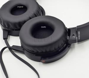 Image 2 - Defean Ear pads cushioned earpads for Sony MDR XB450AP/B XB450 XB 450 XB 650 BT XB650BT Extra Bass headsets headphones