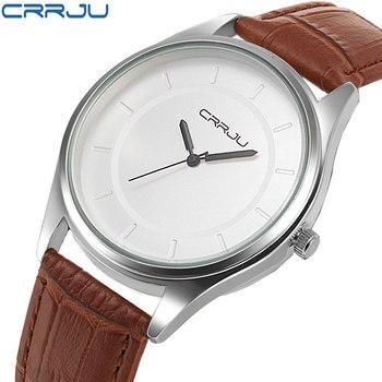 Męskie zegarki na sprzedaż wyprzedaż prime Casual Fashion skórzane zegarki masculino mężczyźni wodoodporny zegarek zegarki sportowe