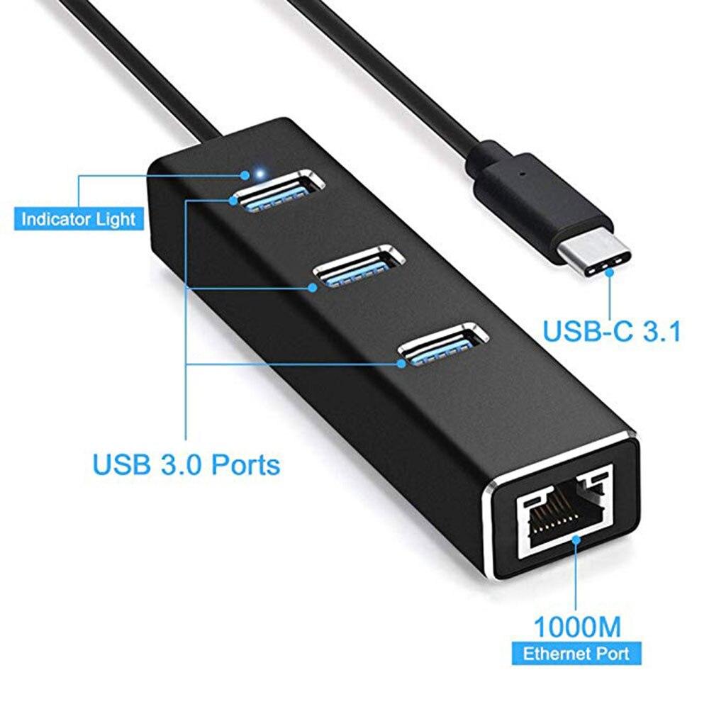 USB2.0 + USB 3.0 avec Interrupteur et Port d/'Alimentation pour Ordinateur Portable ZOWEETEK Hub 7 Ports Tablette PC Mac