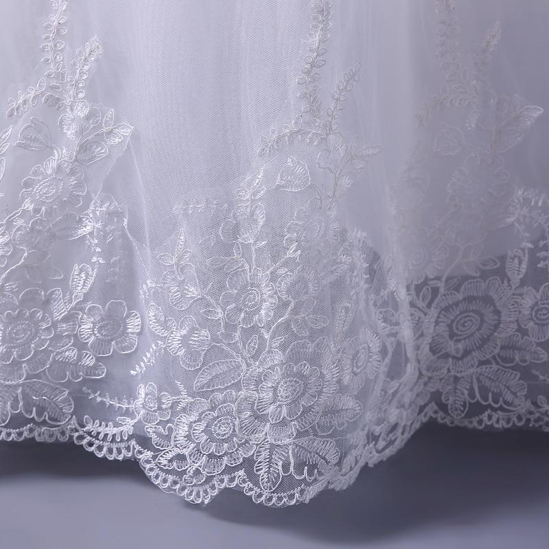 Doprava zdarma Nové slavnostní svatební šaty, Svatební šaty - Svatební šaty - Fotografie 6
