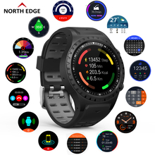 North Edge GPS Sports Watch Bluetooth Call Multi-Sport Mode Compass Altitude Out