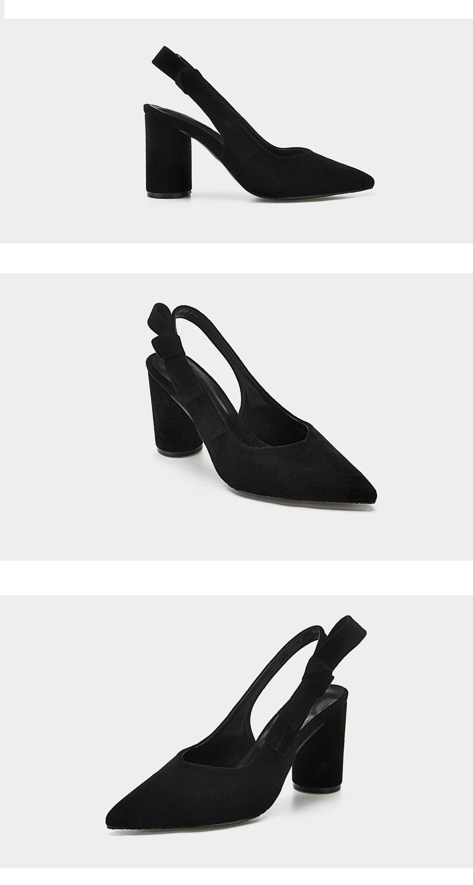 أحذية Sidra وأشار كبير 6