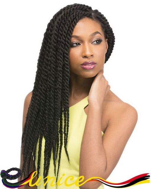 Wholesale Beauty Hair Havana Twist Crochet Braids Hairstyles