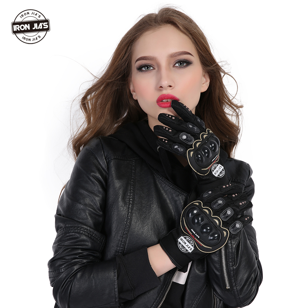 Summer Motorcycle Touch Screen Gloves Men Breathable Gloves Woman Motocross Protective Gloves Guantes Motorbike Gloves 3 color