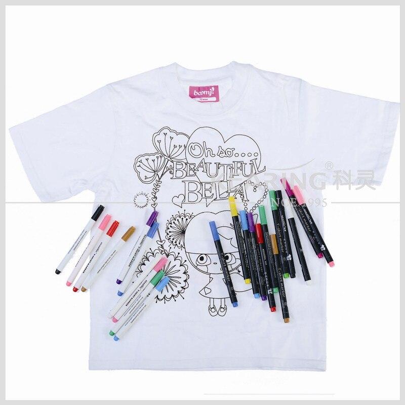 Hot Sale Sublimation Crayon Transfer Marker Printing Pen Cloth Art Pen DIY T-shirt  Pen  Watercolor Pen Crayons Drawing Pencils
