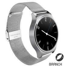 Original K88H Smart Uhr Track Armbanduhr MTK2502 Bluetooth Smartwatch Pulsmesser Schrittzähler Dialing Für Android IOS