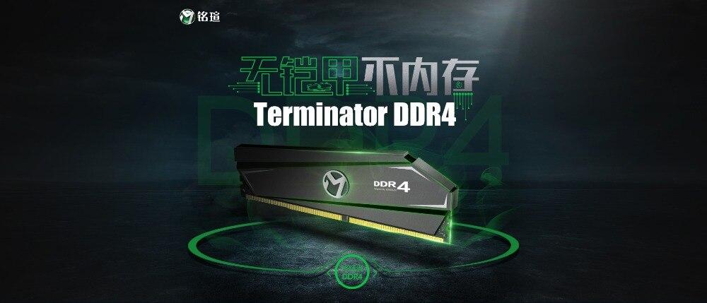 MAXSUN ram ddr4 8GB/16GB Desktop RAMs 4gb Memory 2400MHz memory voltage 1.2V Lifetime Warranty 288pin Flash Single effective RAM 27