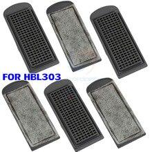 6X Сменные картриджи для фильтров колодки для SUNSUN сетевой фильтр HBL-303 фильтр для черепахи HN-012 повесить на задний фильтр аквариумные рыбки