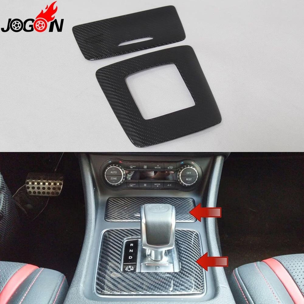 Carbon Fiber For Benz A CLA GLA W176 C117 X156 A45 CLA45 GLA45 2013 2015 Cigarette