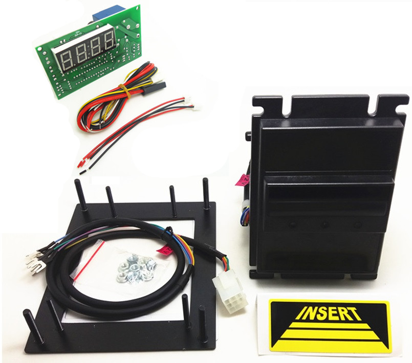 MY 1-10 currency multi banknotes bill acceptor with JY-15A timer board power control