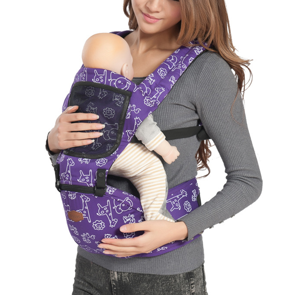 133937881c5 AIEBAO Baby Carriers Hip Seat Carriers for Baby Carrier Multi-functional Baby  Waist Suspenders Slings