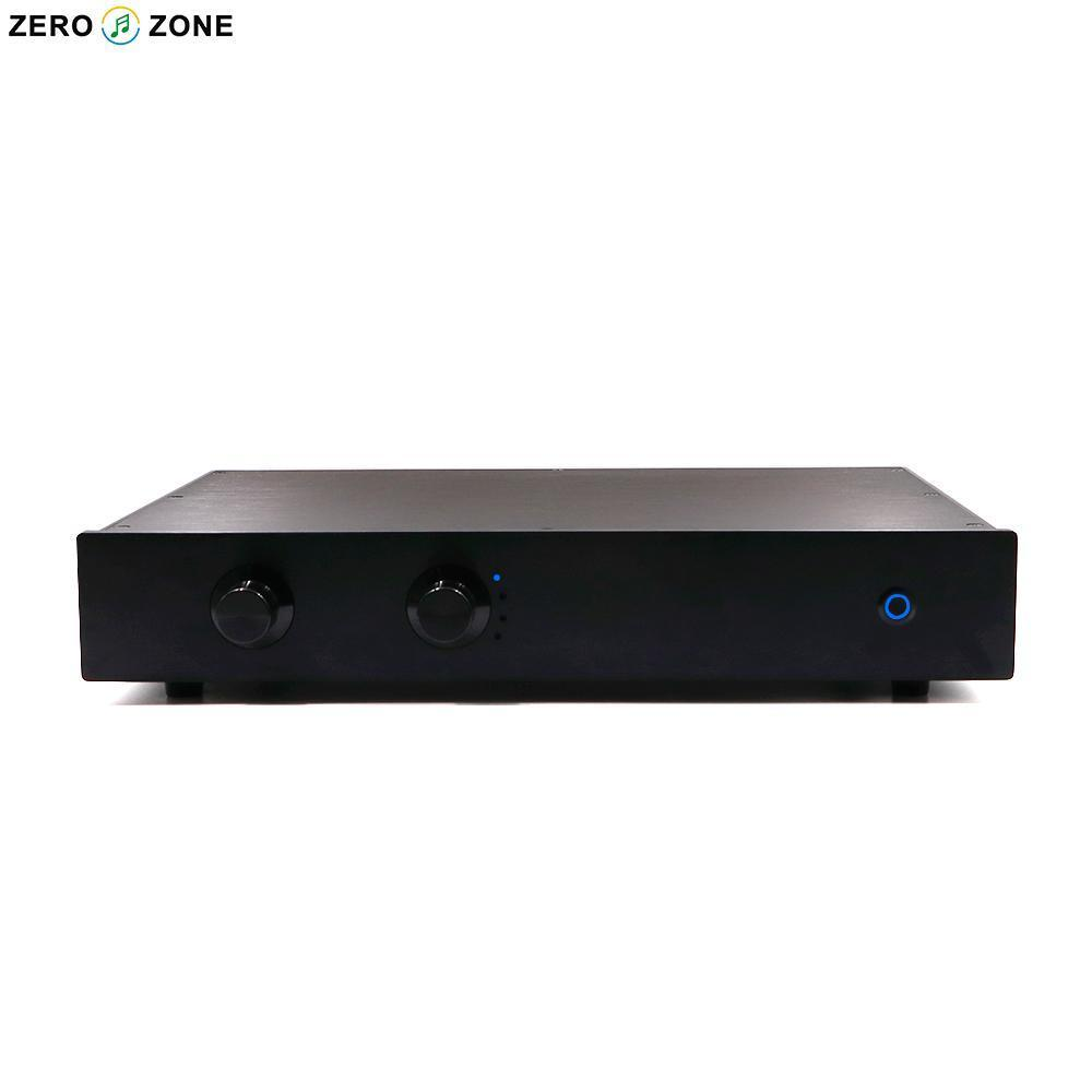 GZLOZONE Hifi NM152 MOD Preamplifier Base On NAIM NAC152 Preamp / 2-CH Independent PSU naim nac 552