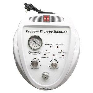 Image 2 - Máquina do tratamento do vácuo para a drenagem linfática do emagrecimento, realce da ampliação do massager do peito da mama & levantamento da extremidade