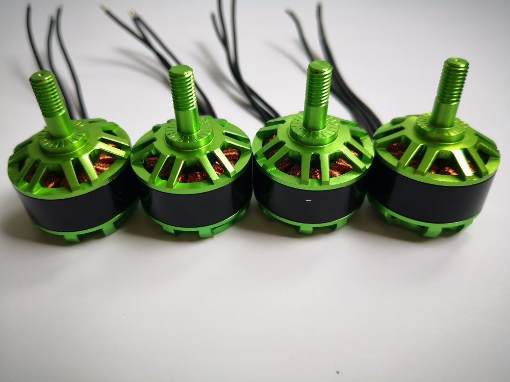 4pcs/set 2208 Brushless Motor 2400KV 1700KV 2208 Motor RC Engine For Multicopter Quadcopter Drone t motor mn1804 2400kv brushless motor for rc quadcopter multirotor