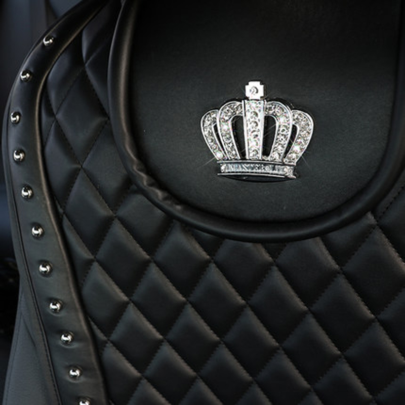 Leather-Car-Seat-Cover-Crown-Rivets-Auto-Interior-Seat-Cushion-Accessories-Black-Universal-Front-Seats-Cover-1