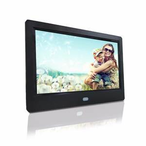 7 inch digital photo frame digital photo frames video player play pictures and videos auto play loop playback