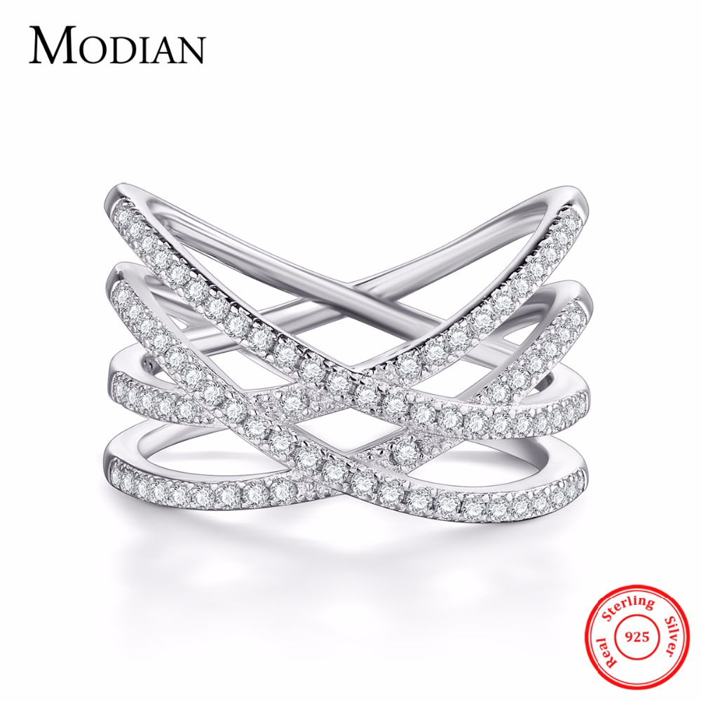 Aliexpress.com : Buy Modian 2018 Authentic 925 Sterling