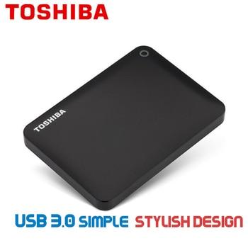Toshiba Hard Disk Portable V8 1TB 2TB Free shipping Laptops External Hard Drive 3TB Disque dur hd Externo USB3.0 HDD2.5 Harddisk