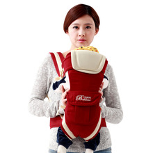 New Hot sale 100% cotton baby carrierNew breathable baby carrier multifunction infant carrier ergonomic baby carrier