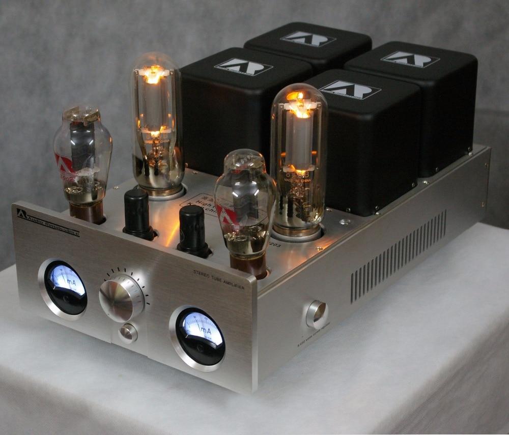 psvane845 tube amplifier 300b push 845 class a power amplifier 110v 220v 20w 20w good sound but. Black Bedroom Furniture Sets. Home Design Ideas