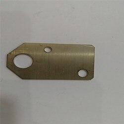 Wysokiej jakości platerowane metal tłoczenie produkt na zamówienie części do gięcia