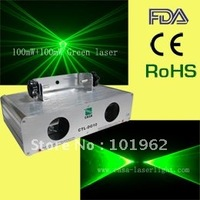 Laser Equipment Green Laser DMX DJ Disco Party Club Light
