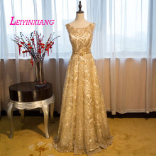 Elegant New Arrival Evening Dresses Sexy Bling Robe de Soiree 2017 Gorgeous Luxury Sweetheart A Line Beading Lace Custom Fit