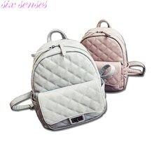 Six senses Мода Женщин Рюкзак случайные рюкзаки девушки школьные сумки путешествия рюкзак сумка Mochila Masculina XD3738