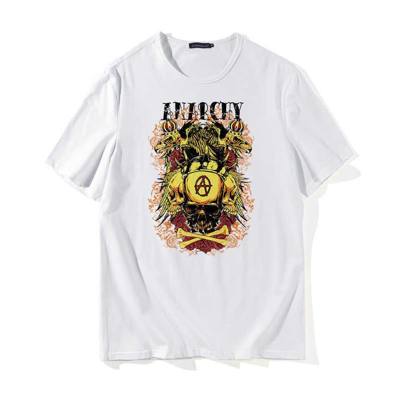 Koszulki mężczyźni/kobiety 2018 nowy marka z krótkim rękawem topy i koszulki lato druku CasualT-koszule Slim modalne pasuje moda mężczyzna duży rozmiar X728