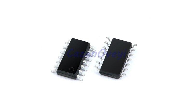 10pcs/lot SN74HC74DR SN74HC74 74HC74D 74HC74 SOP-14 In Stock