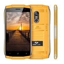 HOMTOM ZOJI Z6 4.7 Pouce D'origine Android Smartphone IP68 Étanche 6.0 MTK6580 Quad Core 3G 1 GB + 8 GB Métal Cadre Cellulaire Téléphone