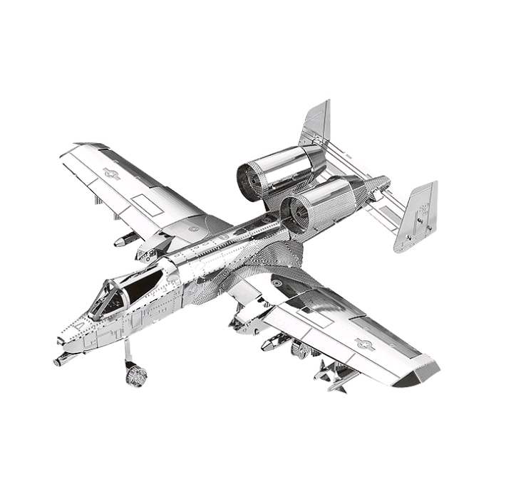 3d Metal Model Puzzles Multi Style Diy Laser Cut Puzzle
