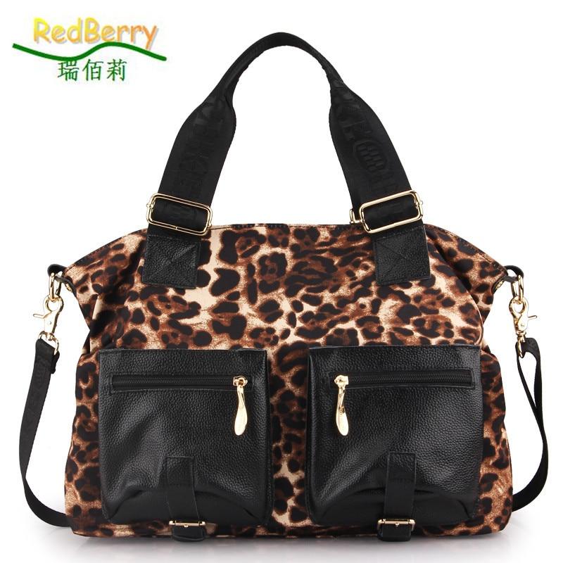 ФОТО 2015 Women Leopard Handbags Casual Genuine Leather Shoulder Bags Doodle Messenger Bags Characters Cross Body Bags Large Bolsas