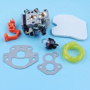 Image 5 - Primer de filtro de ar para carburador, lâmpada para substituição de linha de combustível cs340 cs 340 380 parte